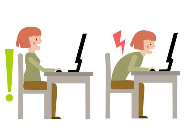 Quick Tips On How To Improve Posture In The Workplace